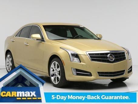 2013 Cadillac ATS 3.6L Performance AWD 3.6L Performance