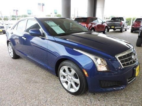 2013 cadillac ats 4 door sedan for sale in desoto texas. Cars Review. Best American Auto & Cars Review