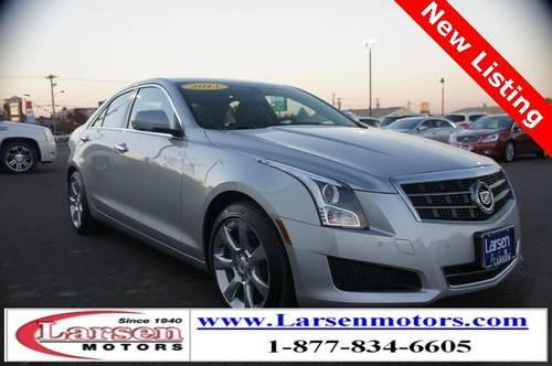 2013 cadillac ats 4d sedan 2 0l turbo luxury for sale in mcminnville oregon classified. Black Bedroom Furniture Sets. Home Design Ideas