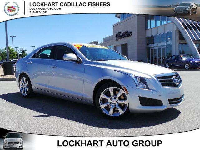 2013 cadillac ats 4d sedan 2 0l turbo luxury for sale in fishers indiana classified. Black Bedroom Furniture Sets. Home Design Ideas