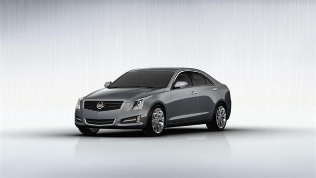 2013 cadillac ats 4d sedan 2 0l turbo premium for sale in for Larsen motors mcminnville oregon