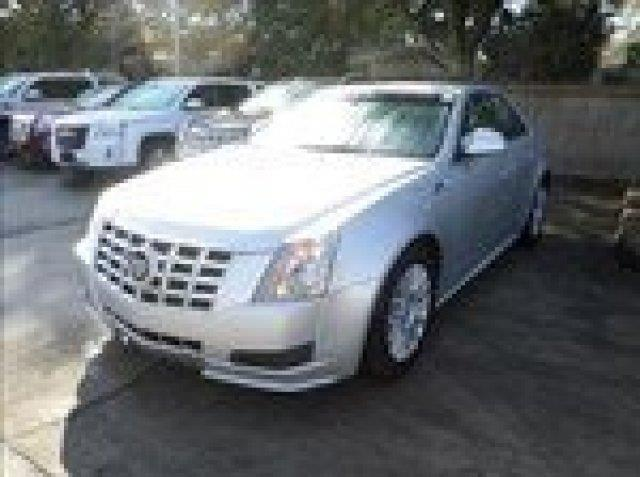 2013 Cadillac CTS 3.0L Luxury 3.0L Luxury 4dr Sedan