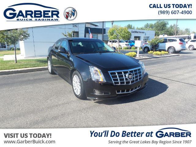 2013 Cadillac CTS 3.0L Luxury AWD 3.0L Luxury 4dr Sedan