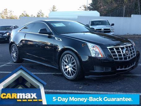 2013 Cadillac CTS 3.6L AWD 3.6L 2dr Coupe