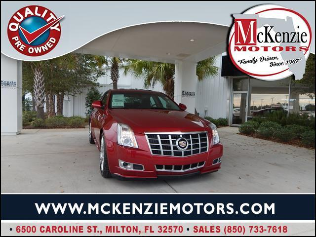 2013 Cadillac CTS 3.6L Performance 3.6L Performance 4dr