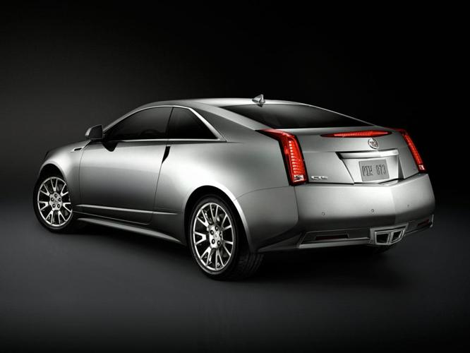 2013 Cadillac CTS 3.6L Performance AWD 3.6L Performance