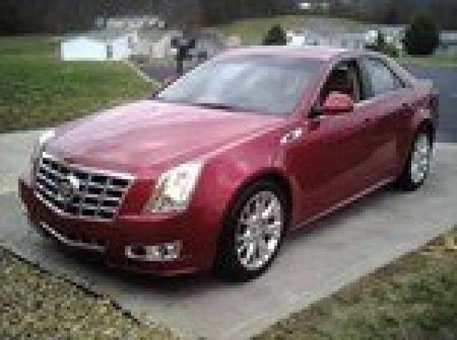 2013 Cadillac CTS 3.6L Premium 3.6L Premium 4dr Sedan