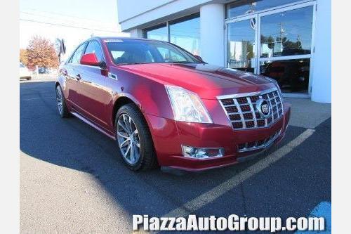 2013 Cadillac CTS 3.6L Premium AWD 3.6L Premium 4dr