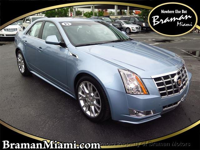 2013 cadillac cts for sale in miami florida classified. Black Bedroom Furniture Sets. Home Design Ideas