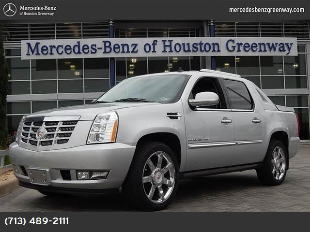 2013 cadillac escalade ext for sale in houston texas classified. Black Bedroom Furniture Sets. Home Design Ideas