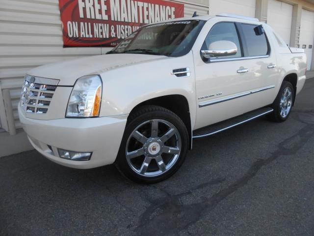 2013 Cadillac Escalade Ext Luxury Awd Luxury 4dr Pickup