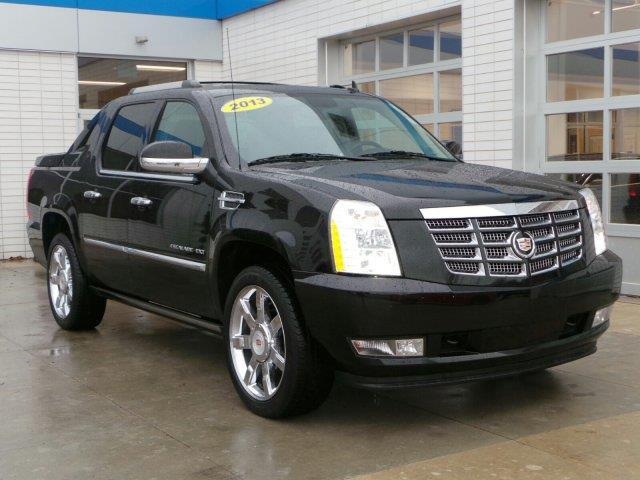 2013 cadillac escalade ext premium awd premium 4dr pickup for sale in meskegon michigan. Black Bedroom Furniture Sets. Home Design Ideas