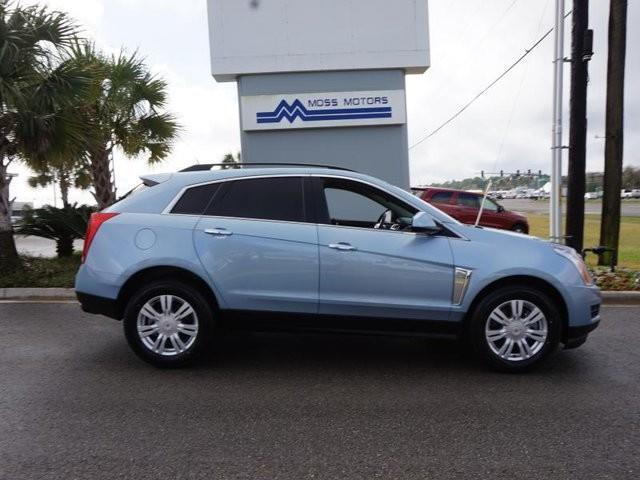2013 cadillac srx base 4dr suv for sale in lafayette for Moss motors lafayette la used cars