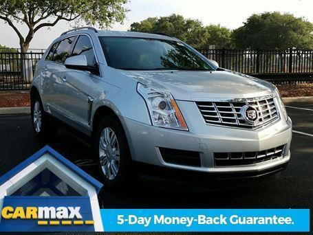 2013 cadillac srx base 4dr suv for sale in tampa florida. Black Bedroom Furniture Sets. Home Design Ideas