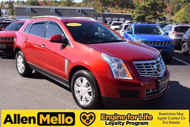 2013 Cadillac Srx Luxury Collection Awd Luxury Collection