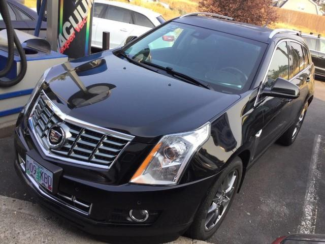 2013 Cadillac SRX Performance Collection AWD