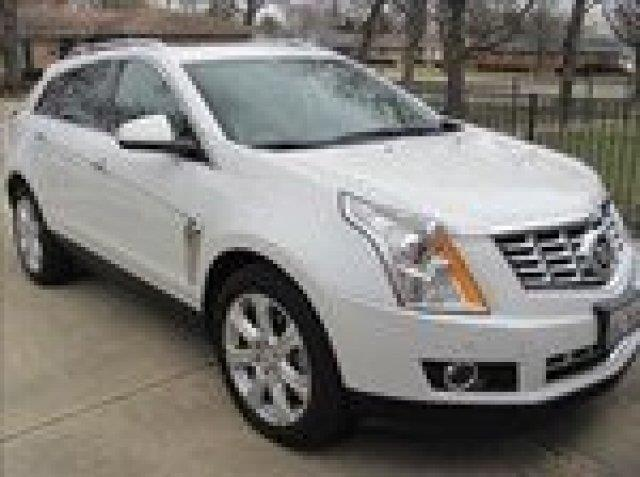 2013 Cadillac SRX Performance Collection Performance