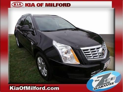 2013 Cadillac SRX Station Wagon Luxury Collection