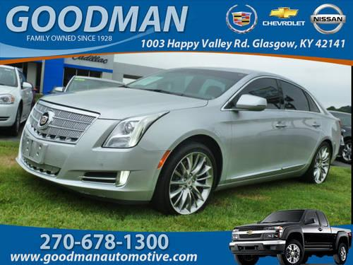 2013 cadillac xts 4 dr sedan platinum for sale in dry fork kentucky classified. Black Bedroom Furniture Sets. Home Design Ideas