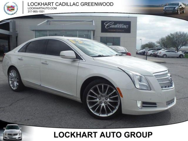 2013 cadillac xts 4d sedan platinum for sale in greenwood indiana classified. Black Bedroom Furniture Sets. Home Design Ideas