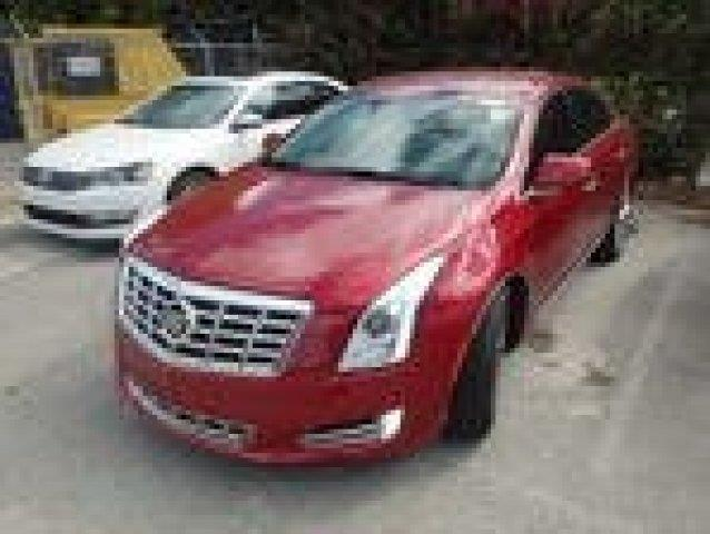 2013 Cadillac XTS Luxury Collection Luxury Collection