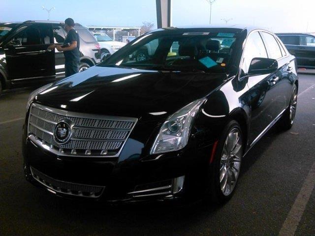 2013 Cadillac XTS Platinum Collection Platinum