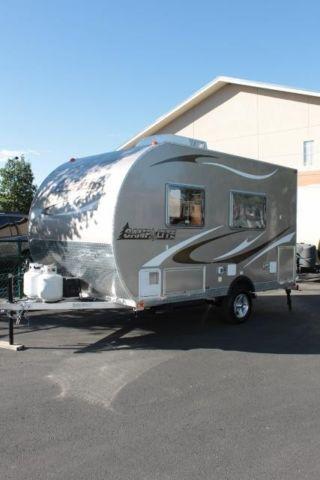 2013 Camp Lite 13QBB Travel Trailer [#87779] rnrrv com