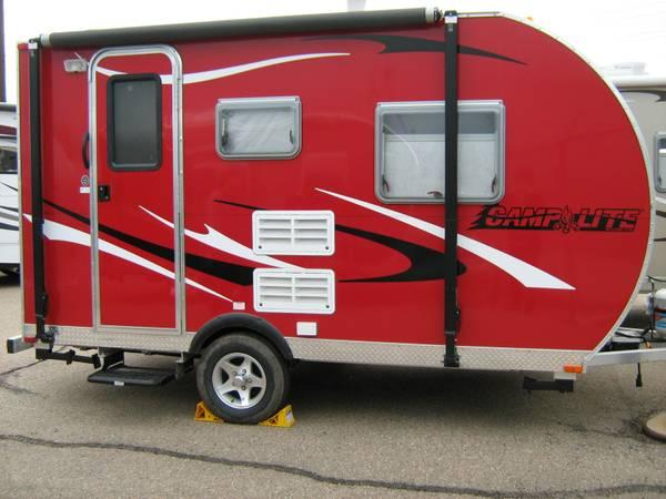 2013 Camplite 13BHB -- 13 Travel Trailer w Bunks - $17899