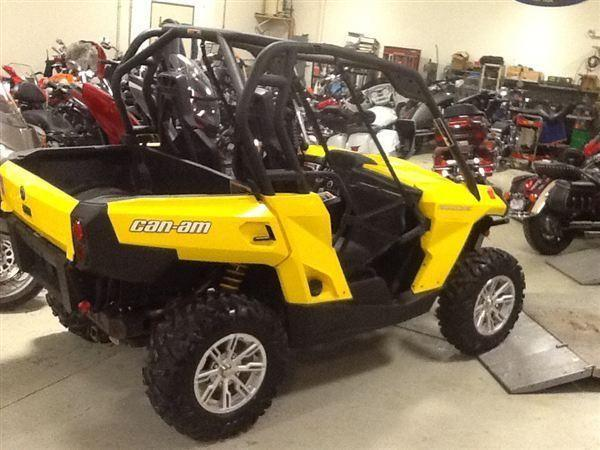 2013 can am commander dps 800r for sale in coral illinois classified. Black Bedroom Furniture Sets. Home Design Ideas