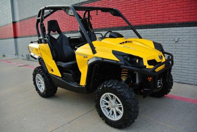 2013 can am commander xt 800r for sale in dallas texas classified. Black Bedroom Furniture Sets. Home Design Ideas