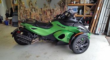 *~^~#_2013 Can Am Spyder RSS~)~_~+