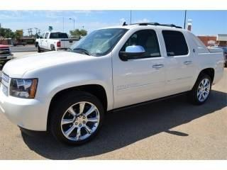 2013 chevrolet avalanche 2wd crew cab ltz for sale in lubbock texas classified. Black Bedroom Furniture Sets. Home Design Ideas