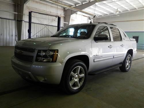 2013 chevrolet avalanche truck lt black diamond for sale in ransom canyon texas classified. Black Bedroom Furniture Sets. Home Design Ideas