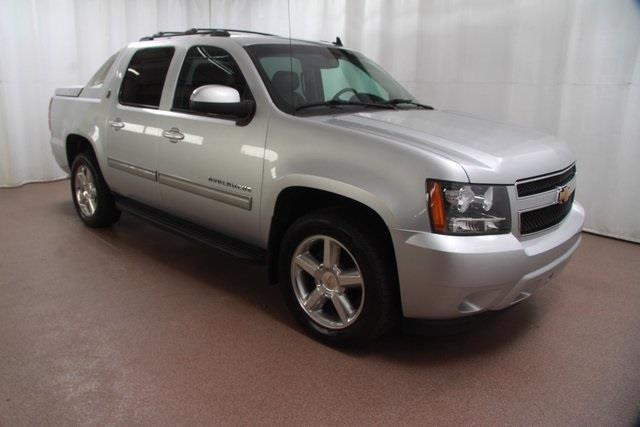 2013 Chevrolet Black Diamond Avalanche LT 4x4 LT 4dr