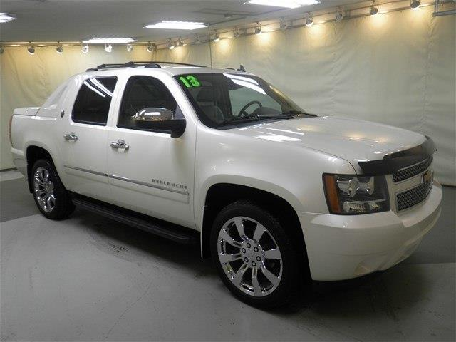 2013 Chevrolet Black Diamond Avalanche LTZ 4x4 LTZ 4dr
