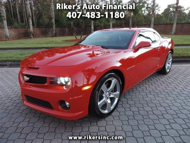 2013 Chevrolet Camaro 2ss Kissimmee Fl For Sale In