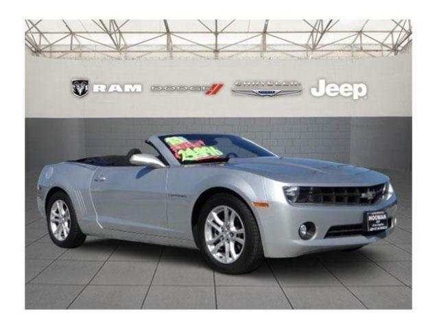 2013 Chevrolet Camaro Coupe 2dr Conv Lt W 1lt For Sale In