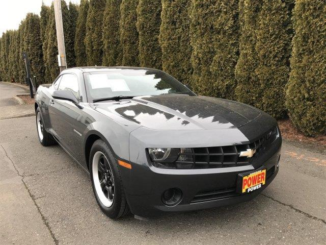 2013 Chevrolet Camaro Ls Ls 2dr Coupe W 2ls For Sale In