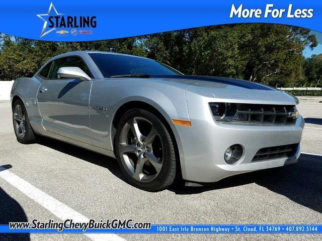 2013 chevrolet camaro lt lt 2dr coupe w 2lt for sale in saint cloud florida classified. Black Bedroom Furniture Sets. Home Design Ideas