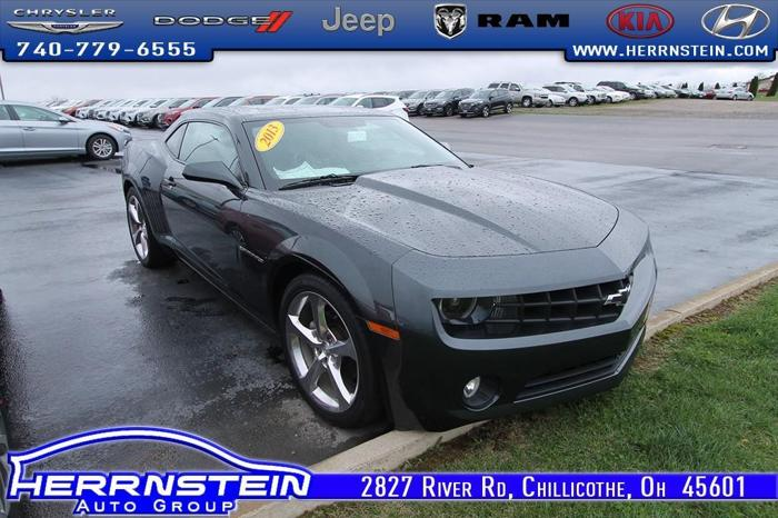 2013 Chevrolet Camaro LT LT 2dr Coupe w/2LT for Sale in ...