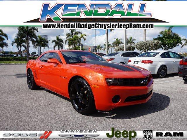 2013 Chevrolet Camaro Miami Fl For Sale In Miami Florida