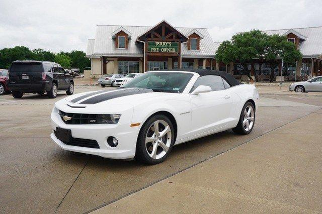 Jerrys Chevrolet Weatherford Tx >> 2013 CHEVROLET Camaro SS 2dr Convertible w/2SS for Sale in ...