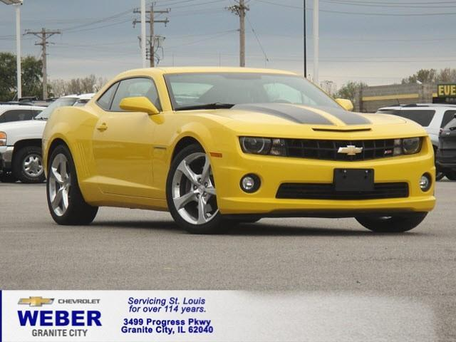2013 chevrolet camaro ss ss 2dr coupe w 2ss for sale in granite city illinois classified. Black Bedroom Furniture Sets. Home Design Ideas