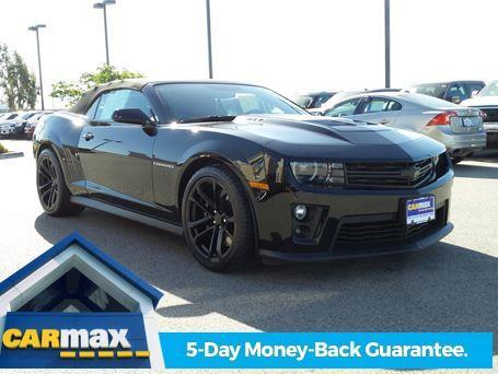 2013 Chevrolet Camaro ZL1 ZL1 2dr Convertible for Sale in ...2013 Camaro Zl1 Supercharger Recall