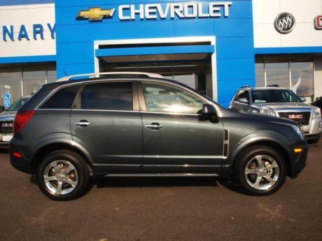 2013 Chevrolet Captiva Sport Fleet Lt For Sale In Moselle