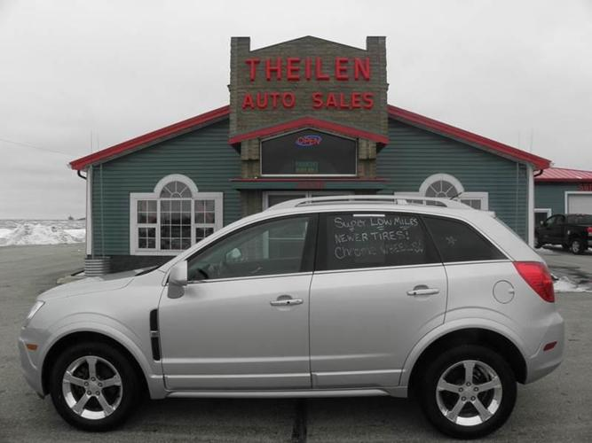 2013 chevrolet captiva sport lt lt 4dr suv for sale in central heights iowa classified. Black Bedroom Furniture Sets. Home Design Ideas