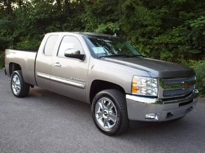 2013 Chevrolet Chevy Silverado 1500 Lt For Sale In