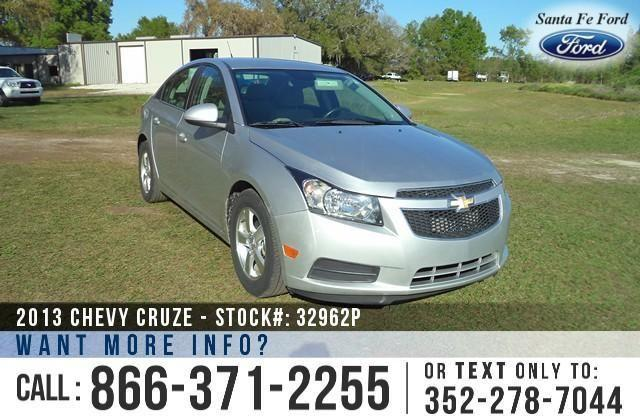 2013 Chevrolet Cruze 1LT - 35K Miles - Finance Here!