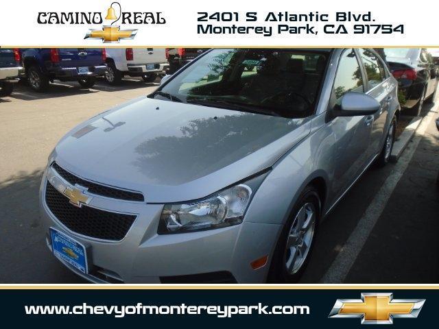 2013 Chevrolet Cruze 1LT Auto 1LT Auto 4dr Sedan w/1SD