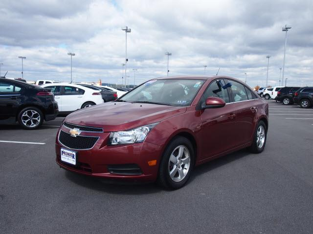 2013 chevrolet cruze 1lt auto morgantown wv for sale in. Black Bedroom Furniture Sets. Home Design Ideas